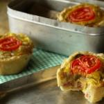 Dreamy Little Brunch Quiche Pies