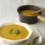 Sweet Potato and Garlic Soup