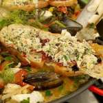 Andy Appleton's Cornish Fish Stew with Crab and Nduja Toast