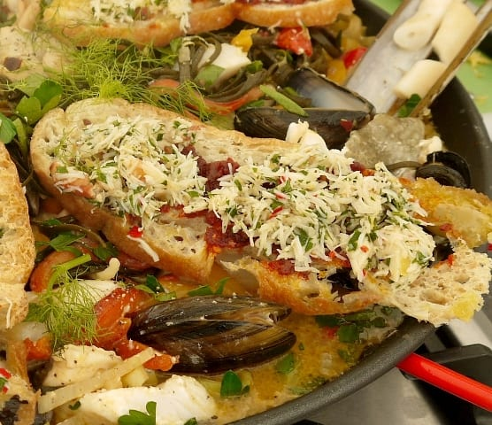 Andy Appleton's Fish Stew