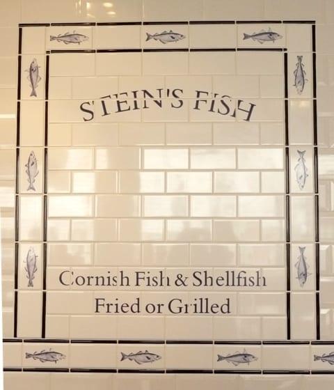 Rick Stein Fish, Falmouth