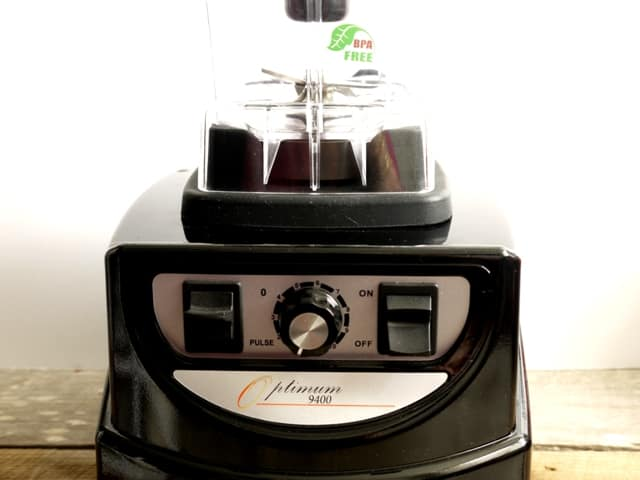Froothie High Performance Blender Review - The Hedgecombers