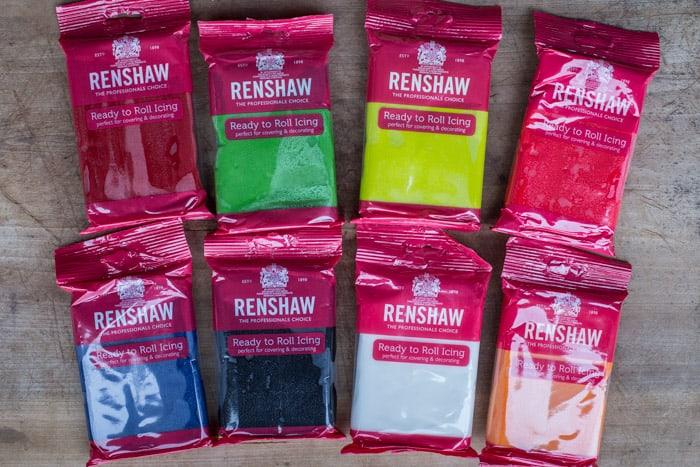 Renshaw Icing