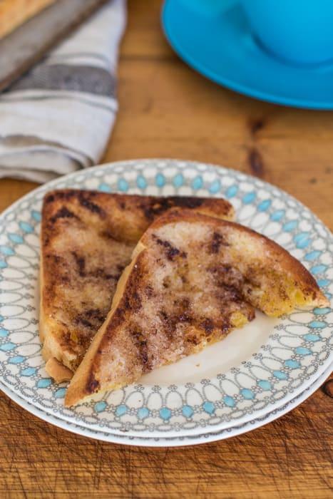 Cinnamon Brioche Toast