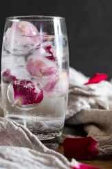 Rose and Elderflower Mocktail