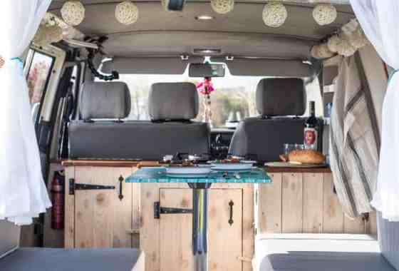 My Self Build VW T4 Campervan Conversion