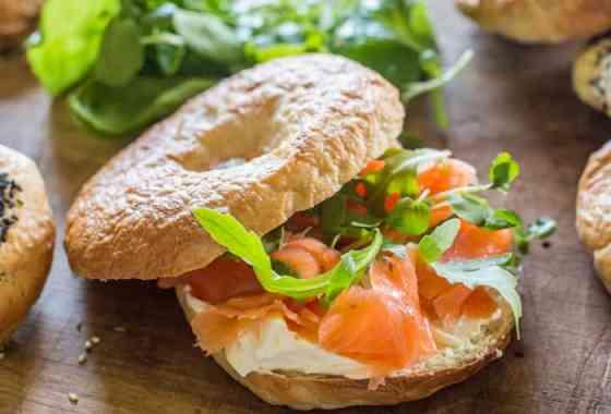 New York Bagel Recipe (UK Measurements)