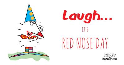 Children's books | Henry the Hedgegnome | Red Nose Day