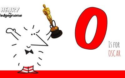 O is for Oscar