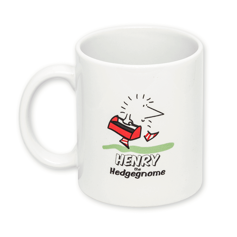 Children's books | Henry the Hedgegnome | Mug