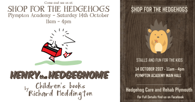 Children's books   Henry the Hedgegnome   Shop for the hedgehogs