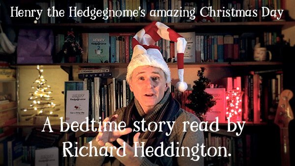 Children's books - Henry the Hedgegnome - video bedtime story
