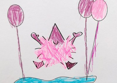 Coral – aged 8
