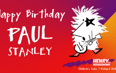 Here's a little song for everybody out there… Happy birthday Paul Stanley
