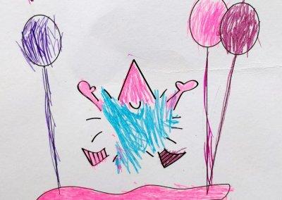 Savannah – aged 5
