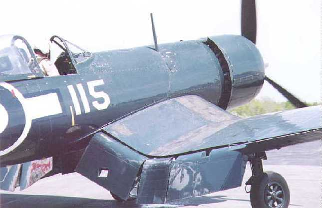 Vought F4U Corsair IV Pictures