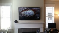 TV Wall Mount on Drywall Services - Hedgehog Home Services ...