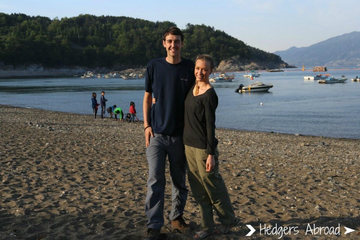 Manseongni Beach