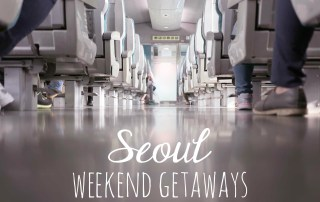 4 Seoul Weekend Getaways