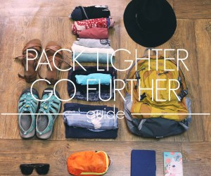 Traveling Light Guide