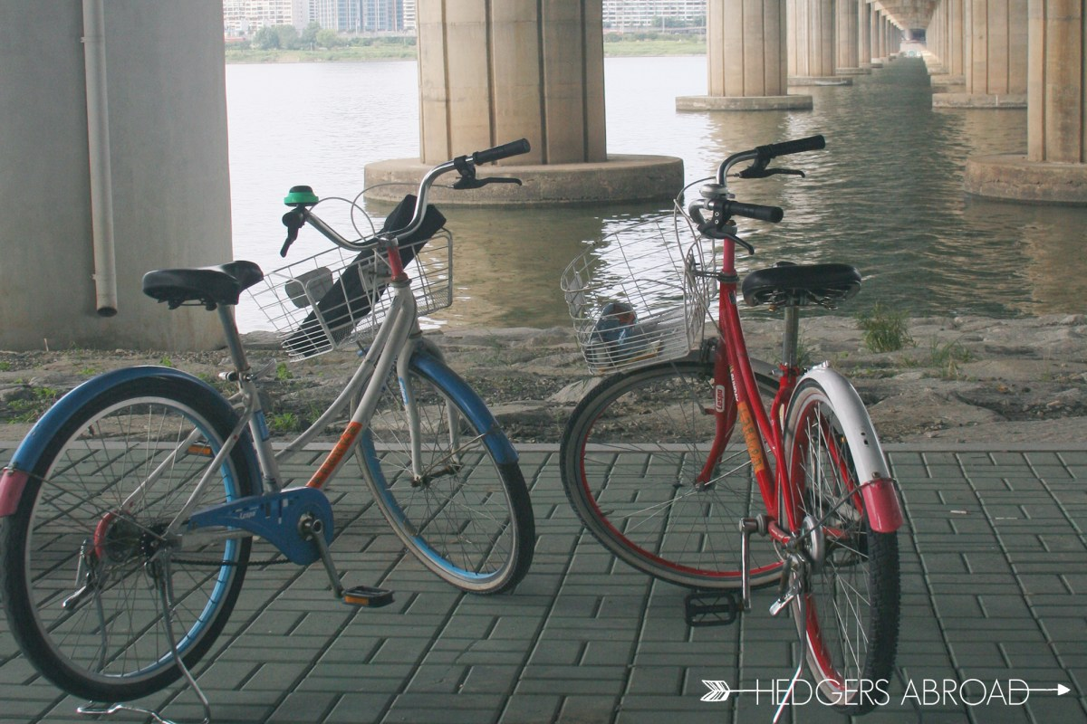 Top things to do on the Han River // SEOUL
