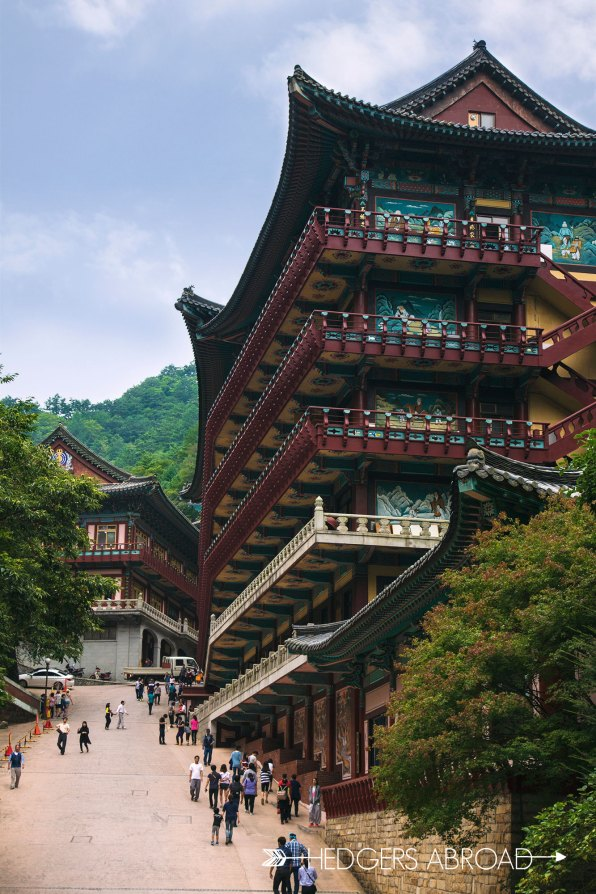 Guinsa: Korea's most unique temple