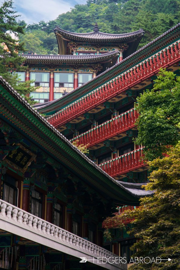 Guinsa: Korea's most unique temple