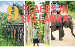 9 Places in Sri Lanka You Must See