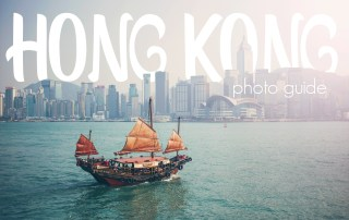 Hong Kong // Photo Guide