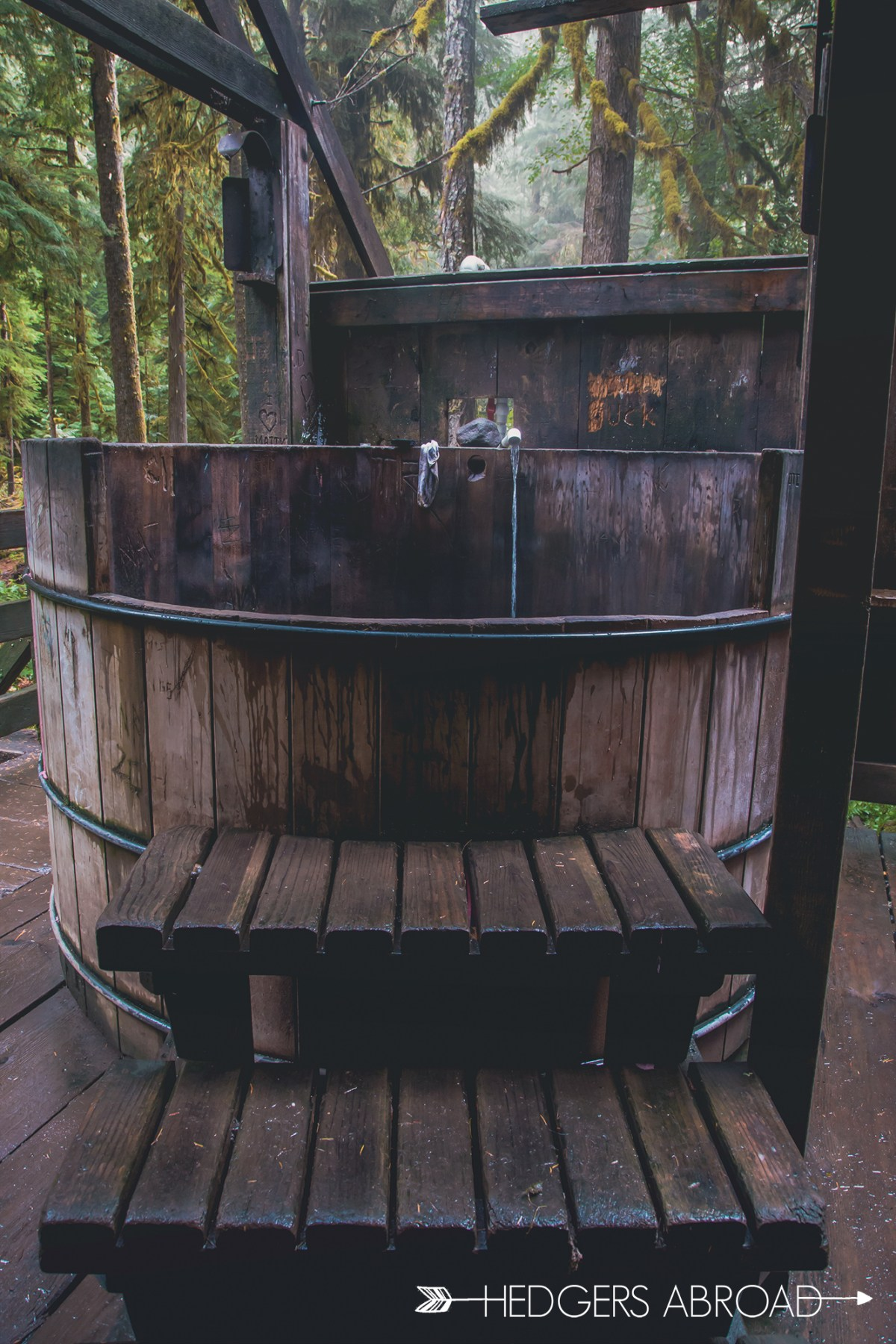 Bagby Hot Springs - A Quick Guide to This Mt  Hood Oasis - Hedgers