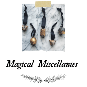 Magical Miscellany