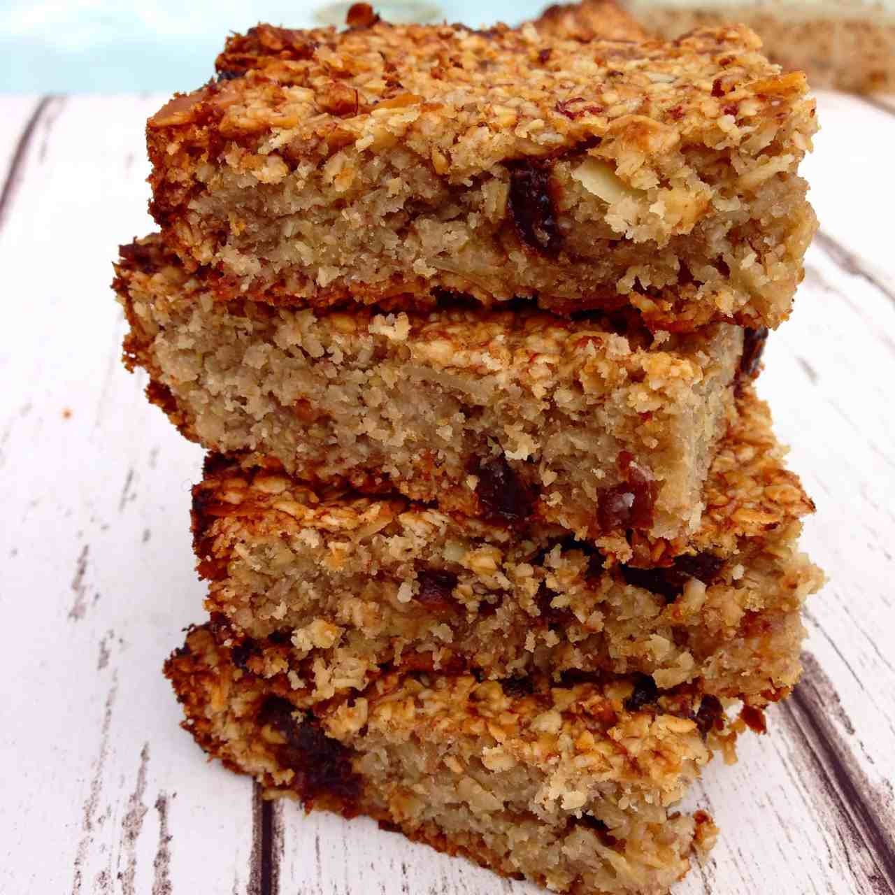 Simple and Clean Flapjacks
