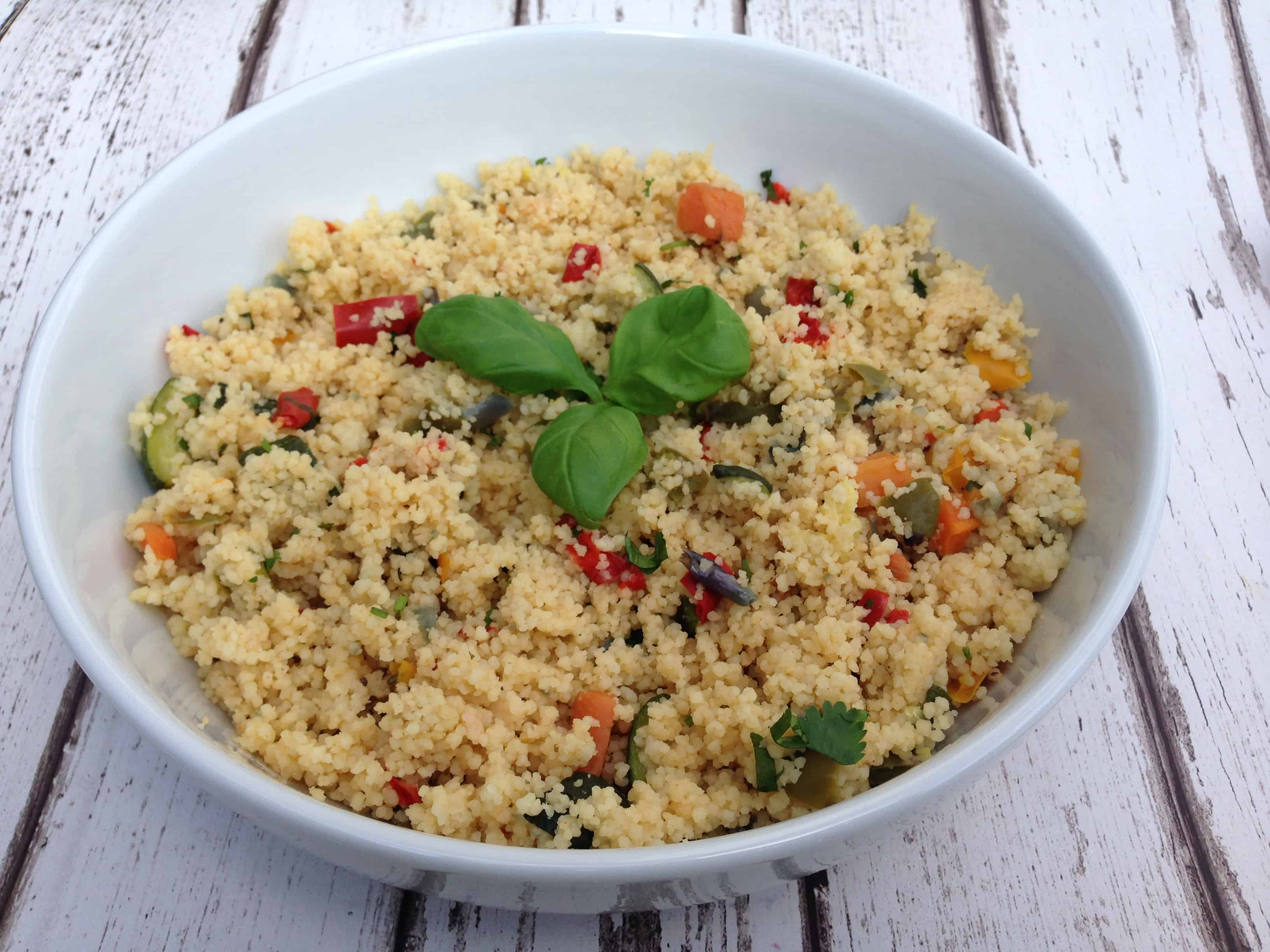 Easy couscous recipes healthy for Couscous food recipe
