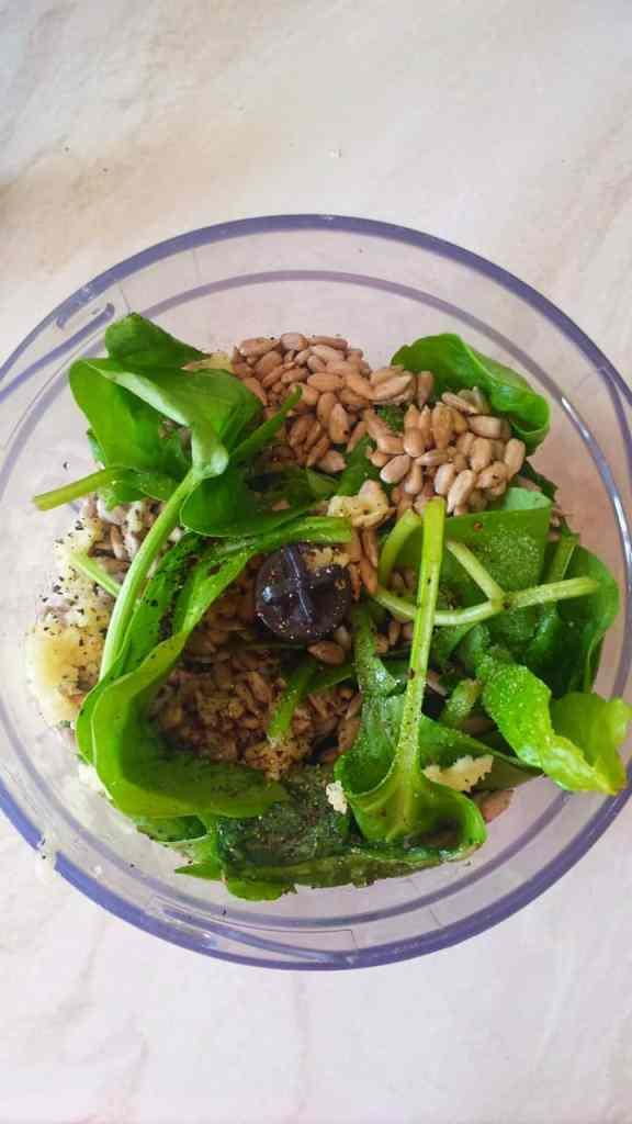 Clean green pesto recipe - Image 4
