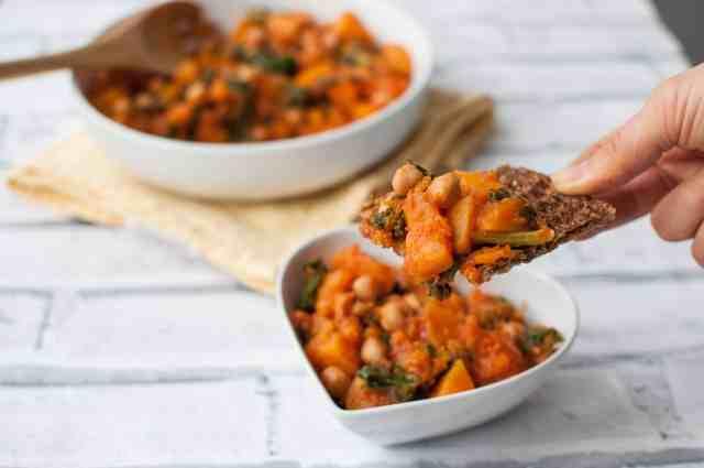 Clean eating butternut squash stew recipe 3