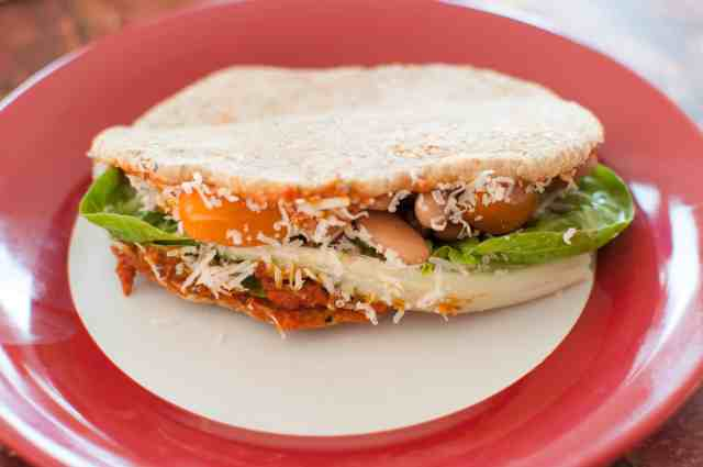 Clean eating pitta bread recipe 7