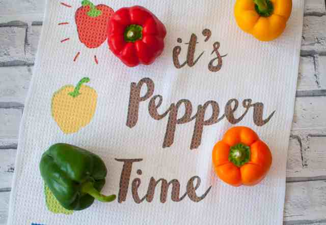 Clean eating stuffed peppers recipe 1
