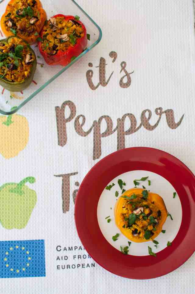 Clean eating stuffed peppers recipe 7