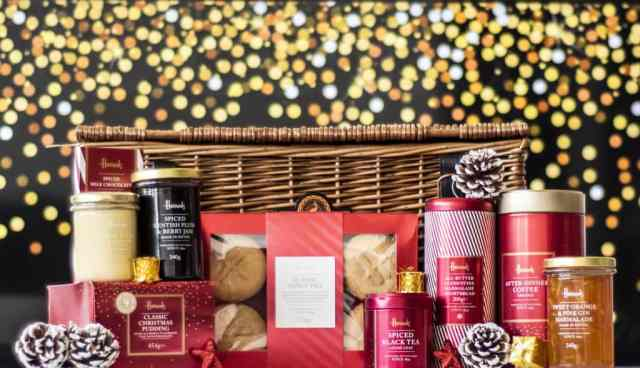 ... exclusive-to-Harrod's delicacies including a Christmas pudding made according to Harrods' time honoured recipe, smooth brandy butter, decadent Christmas ...