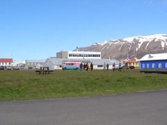 Tjaldsvæðið á Siglufirði