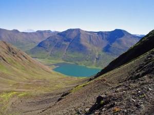 NIður í Héðinsfjörð