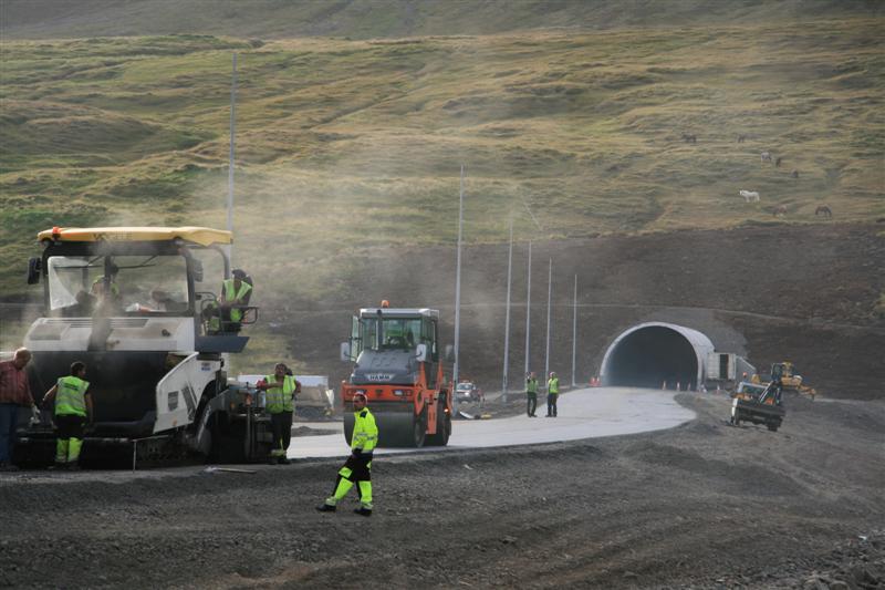 Héðinsfjarðargöng