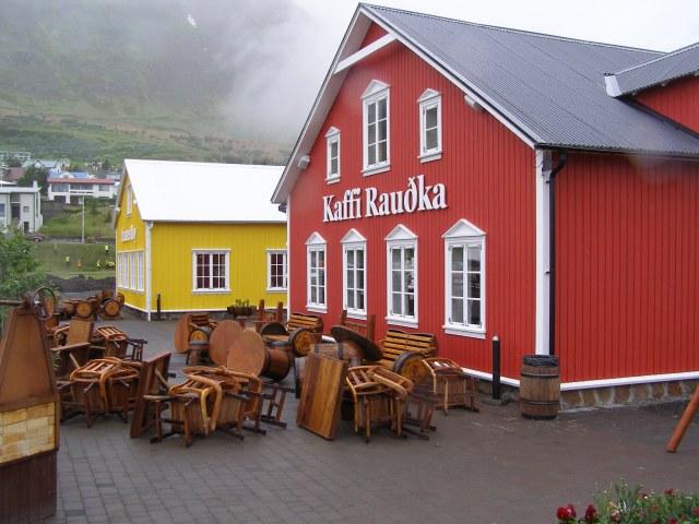 Kaffi Rauðka