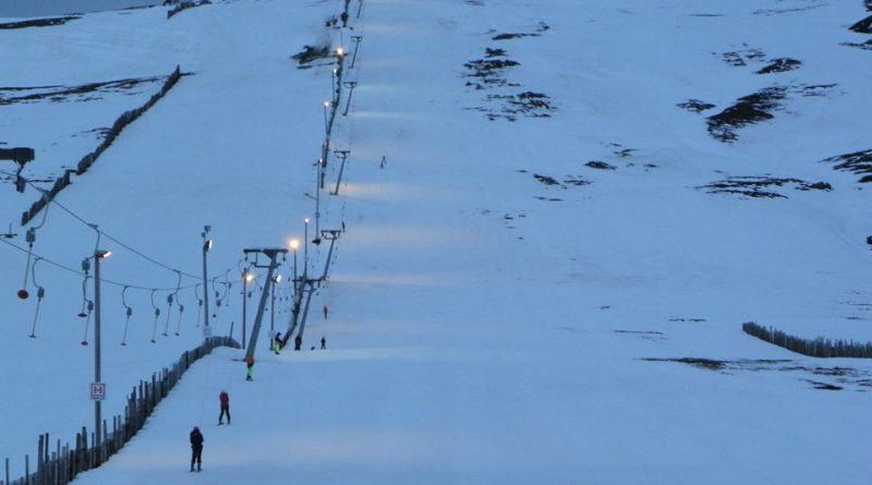 Skíðasvæðin á Norðurlandi opin um helgina