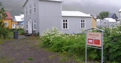 Gjörningakvöld í Herhúsinu á Siglufirði