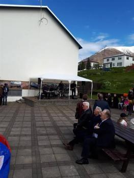 17. júní í Ólafsfirði