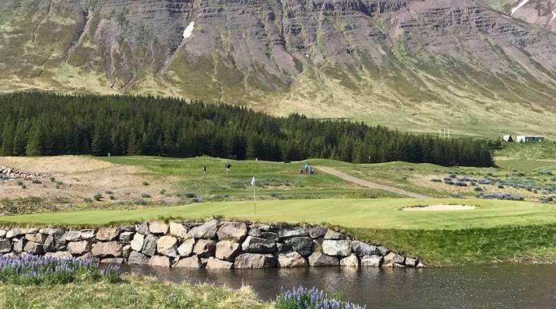 36 kylfingar á golfmóti á Siglógolf
