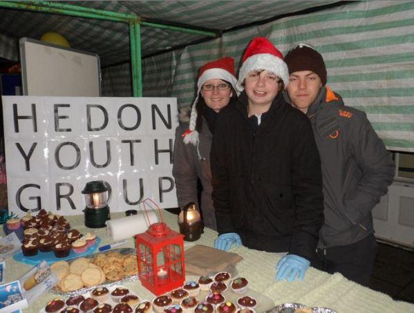 Hedon Youth Xmas 2012