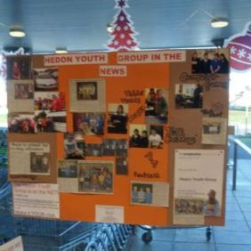 Collage of activities 2012