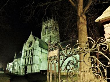 Katy Miller Gothic church 1st March